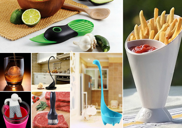 7 Cool Kitchen Gadgets you might not know about